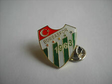 a2 BURSASPOR FC club spilla football calcio futbol pins broches turchia turkey