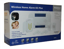 Response Wireless Burglar Alarm Ideal  House Shed Caravan New
