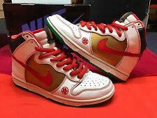 Nike Dunk High Pro SB Size 7.5 Money Lucky Cat NikeSB PRod Blazer Janoski Koston