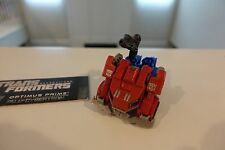 Transformers Fall Of Cybertron OPTIMUS PRIME Generations FOC/WFC Deluxe Complete