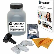 2 x BLACK Toner Refill  w/chip CLP310 / CLP315 Toner Cartridge