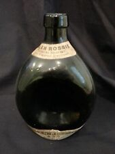 Empty Glen Rossie Special Reserve Old Blended Scotch Whisky Green Pinched Bottle