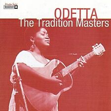 The Tradition Masters by Odetta (CD, Sep-2002, 2 Discs, Tradition)