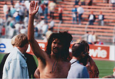 Ruud GULLIT Signed Autograph 12x8 Photo AFTAL COA Dutch Football Legend Captain