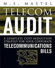 Professional Telecom: Telecom Audit : A Complete Cost-Reduction Strategy for...