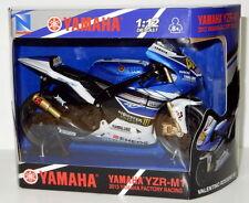 New ray 57583 yamaha yzr M1 modèle moto v rossi factory racing 2013 1:12th