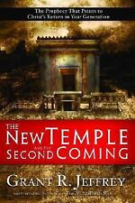 THE NEW TEMPLE AND THE SECOND COMING - GRANT R. JEFFREY (PAPERBACK) NEW