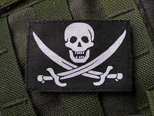 Patch Velcro - CALICO JACK NOIR - black SPEC OPS SOCOM ABU ACU BDU PIRATE