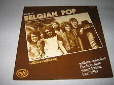 COMPIL 33T. BELGE BELGIAN POP CRACH TOUR EIFFEL