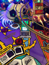 TV Award/Final Draw Scoop Lights for World Cup Soccer Pinball WCS94 -Interactive