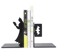 On Sale Batman Bookends Decorative Collectibles Steel Book Ends Movie Super Hero