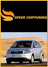 Echtes Chiptuning für alle Audi A2 1.2 / 1.4 TDI (OBD-Kennfeldoptimierung 75-90)