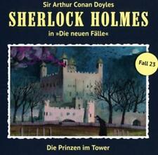 *NEU* SHERLOCK HOLMES - NEUE FäLLE 23. DIE PRINZEN IM TOWER