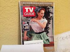 TV GUIDE MAGAZINE OCTOBER 9-16 2005 REBA MCENTIRE AS LUCY COVER LAST EVER SMALL