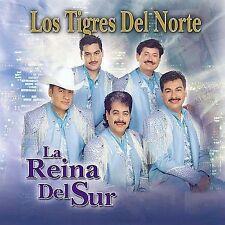 FREE US SH (int'l sh=$0-$3) NEW CD Los Tigres Del Norte: La Reina Del Sur