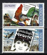 Moldavie 2010 Europa Yvert n° 615 et 616 neuf ** 1er choix