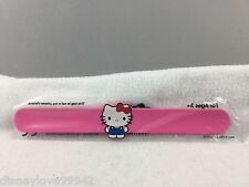 Hello Kitty Pink Slap Bracelet Magnetic Adjustable SUPERCUTE FRIENDSHIP FESTIVAL