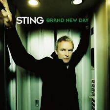 STING - Brand New Day (CD 1999) USA Import EXC