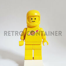 LEGO Minifigures - 1x sp007 - Yellow Astronaut - Space Classic Omino Minifig