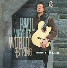 Meyers, Paul-World On A String CD NEW