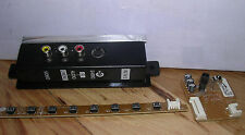 3 LG Boards Assembly Audio Video input Switches Remote IR Input @ 42PC3DVA-UD TV