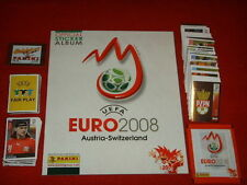 ALBUM PANINI FIGURINE STICKERS EM EURO 2008 VUOTO EMPTY FULL SET COMPLETO MINT