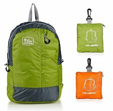 U-lite Water resistance Most Durable Packable Lightweight Travel Hiking Backpack