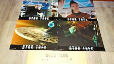 STAR TREK  ! jj abrams chris pine  jeu photos cinema lobby cards fantastique