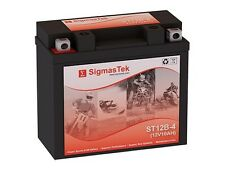 ST12B-4 Powersports Battery  Replacement Battery For  YT12B-BS,  GS-GT12B-4