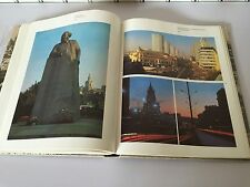 First Printing Book 1981 History Of Moscow Russia By Progress Publishers