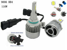 110W 9200LM 9006 HB4 CREE LED Light Headlight Kit Car Beam Conversion Bulb 6000k