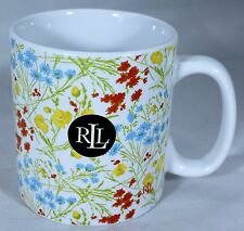 Coffee Table Mug Ralph Lauren Floral Strong Gift Drink Summer Spring Womens Cool