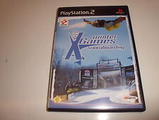 PlayStation 2   PS2  Winter X-Games Snowboarding - ESPN
