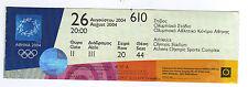 Orig.Ticket   Olympische Spiele ATHEN 2004 - Leichtathletik 26.08. / 3 Final`s !