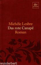 *- Das rote CANAPE - Michele LESBRE  tb (2009)