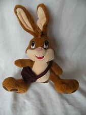 THORNTONS CHOCOLATE EGGSPRESS BUNNY RABBIT SOFT CUDDLY TOY 10""
