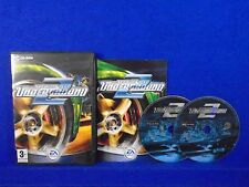 PC NEED FOR SPEED UNDERGROUND 2 PAL REGION FREE W/ Key