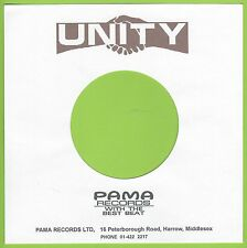 UNITY REPRODUCTION RECORD COMPANY SLEEVES - (pack of 10)