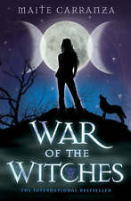 The War of the Witches: Bk. 1, Maite Carranza, Paperback, New
