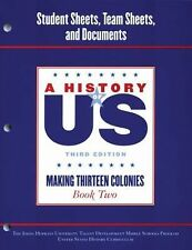 A History of US: Johns Hopkins University Student Workbook for Book Volume 2...