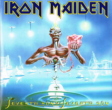 Iron Maiden-Seventh Son Of A Seventh Son LP Magnet