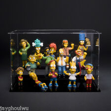 The Simpsons 14 PCS All Role 3D Mini-Figures FULL SET OF AWESOME RARE Collection