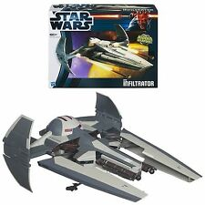 Star Wars 36789 Darth Maul Sith Infiltrator Class II Vehicle **GREAT GIFT **