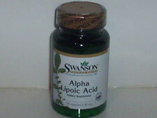 ALPHA LIPOIC ACID ALA 50MG ANTIOXIDANT WEIGHT LOSS HEALTH 120 CAPSULES