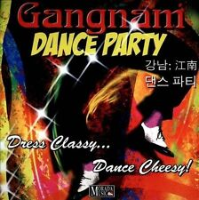 Gangnam Dance Party Gangnam Dance Party MUSIC CD