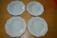 Churchill Chartwell Collection Mille Fleur 17cm Side Plates x 4