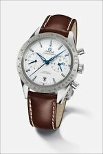 Omega-Speedmaster Chronograph Watch Jeweler Display Poster.