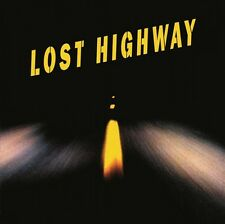 Lost Highway - Soundtrack BLACK vinyl LP PRE-SALE David Lynch Bowie Trent Reznor
