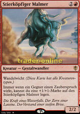 Stierköpfiger Malmer (Taurean Mauler) Commander 2016 Magic