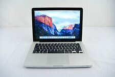 "13"" Apple MacBook Pro 2010  2.4GHz C2D 250GB 4GB MC374LL/A  C GRADE + Warranty!"